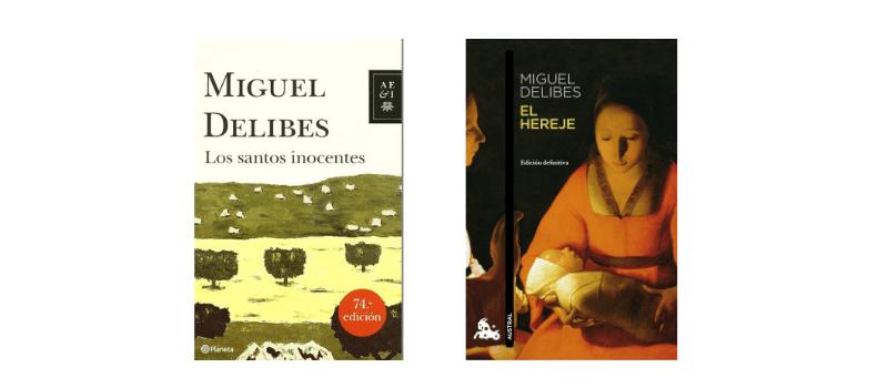 Libros Miguel Delibes