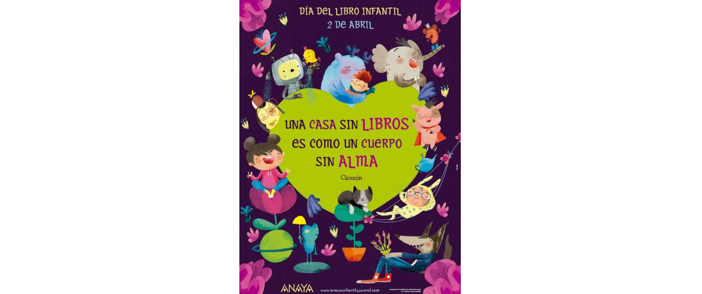 Celebrando en casa el Día del Libro Infantil y Juvenil