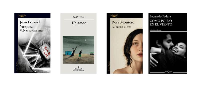 Lee las 12 finalistas de la IV Bienal de Novela Vargas Llosa