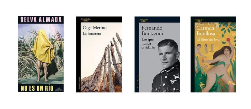 Novelas finalistas de la IV Bienal de Novela Vargas Llosa