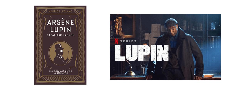 Nueva edición de Arsène Lupin, caballero ladrón