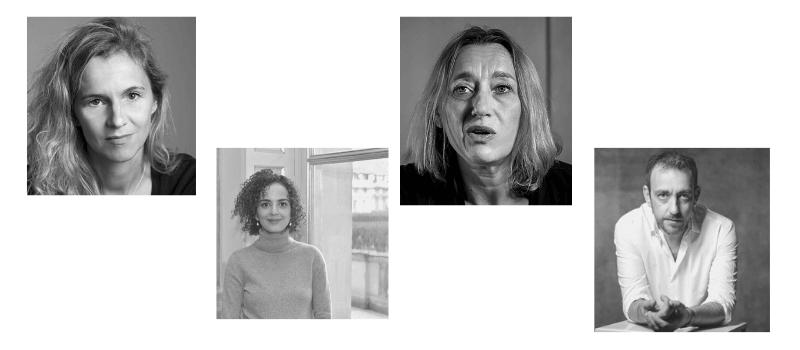 4 escritores de la literatura francesa actual