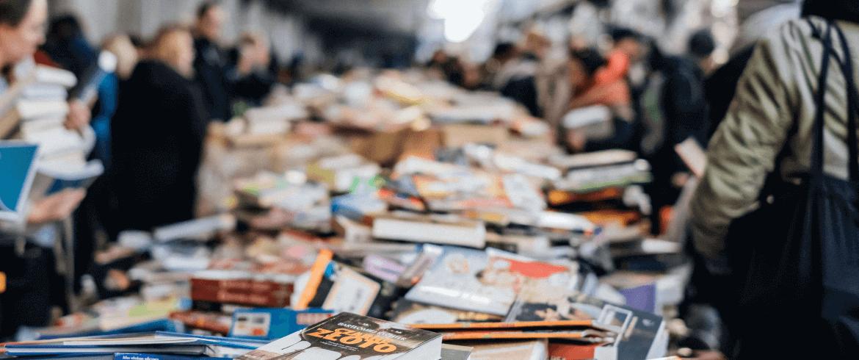 El futuro de las Ferias del Libro en la era post COVID