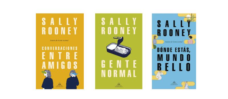 Libros Sally Rooney